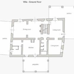 Villa - ground floor