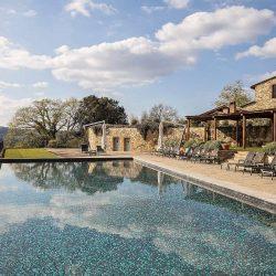 pool-Tuscan Estate