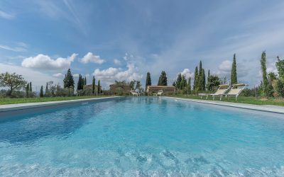 Val d'Orcia Apartments for Sale with Pool