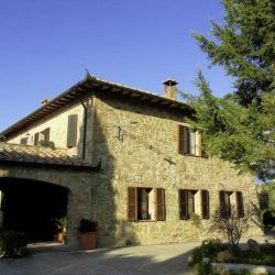 Val d'Orcia Farmhouse with Pool for Sale image 46