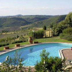 Val d'Orcia Farmhouse with Pool for Sale image 44