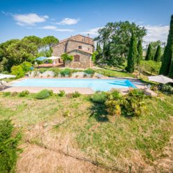 Former Watch Tower near Volterra for Sale image 66