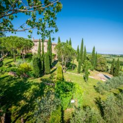 Former Watch Tower near Volterra for Sale image 65