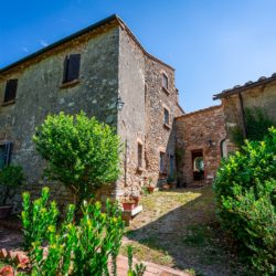 Former Watch Tower near Volterra for Sale image 2