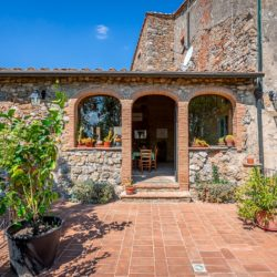 Former Watch Tower near Volterra for Sale image 76