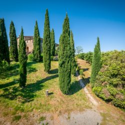 Former Watch Tower near Volterra for Sale image 81