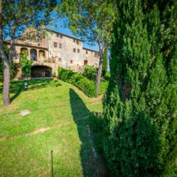 Former Watch Tower near Volterra for Sale image 70