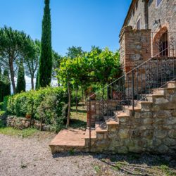 Former Watch Tower near Volterra for Sale image 80