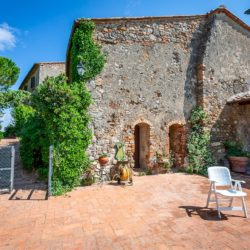 Former Watch Tower near Volterra for Sale image 78