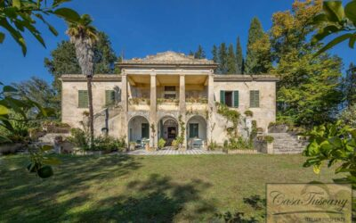 Historic Villa Estate with Winery in Chianti