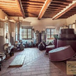 V5274AB winery for sale in Chianti Tuscany 28