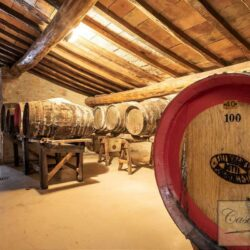V5274AB winery for sale in Chianti Tuscany 31