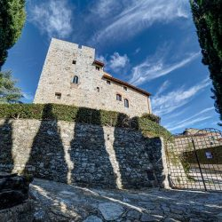 Chianti Castle for Sale Image 1