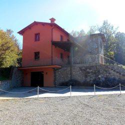 Villa with Bio Swimming Lake Image