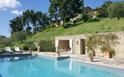 Lake Trasimeno Property with Pool