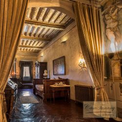 Cortona Palazzo Apartment Image