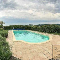 Farmhouse with Pool Image