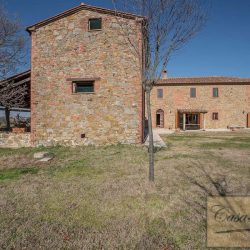 Farmhouse near Panicale Image