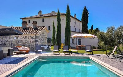 Luxury Villa Rentals in Tuscany - Villa Colombaiolo