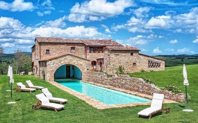 Luxury Villa Rentals in Tuscany - Villa Orcia