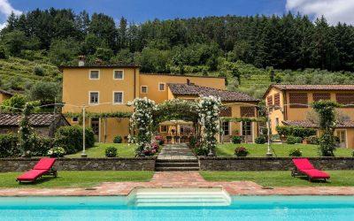 Luxury Villa Rentals in Tuscany - Villa Fattoria