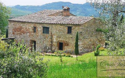 Rustic Tuscan Farmhouse with Beautiful Views