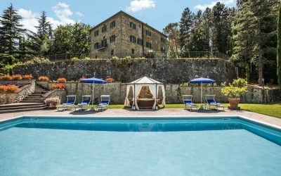 Luxury Villa Rentals in Tuscany - Palazzo delle Rose