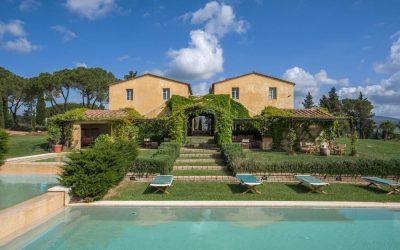 Luxury Villa Rentals in Tuscany - Villa il Serraglio