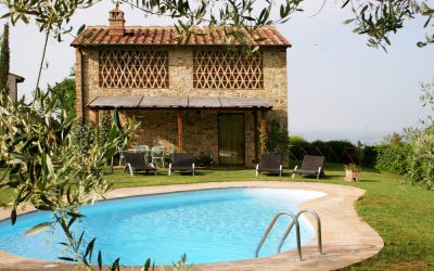 Luxury Villa Rental in Tuscany- Villa Cabbialina