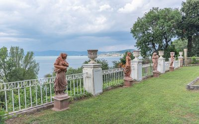 Royal Villa on Lake Trasimeno for Sale
