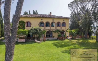 Prestigious Montalcino Villa with Pool