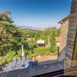 Val D'Orcia Farmhouse Image
