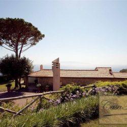Villa near Porto Santo Stefano Image