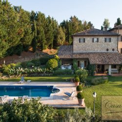 Villa with Pool near Todi for Sale image