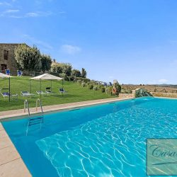 Val d'Orcia Borgo Apartments with Pool image 9