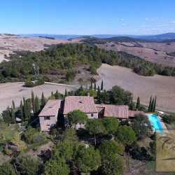 Former Watch Tower near Volterra for Sale image 6