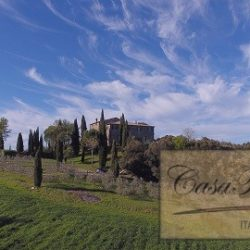 Former Watch Tower near Volterra for Sale image 4