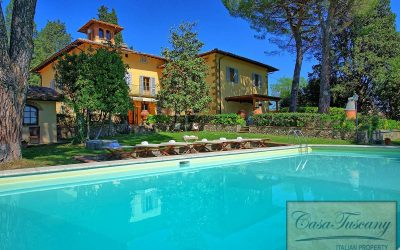 Luxury Chianti Property for Sale