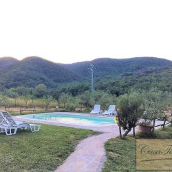 Tuscan Rustic House with Pool image 12
