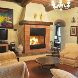 Panoramic Country House near Vicopisano 10