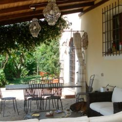 Panoramic Country House near Vicopisano 31
