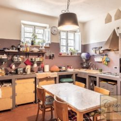 Hilltop Farmhouse Property with Olives near Montepulciano 15