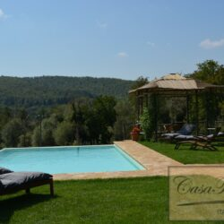 Restored Chianti Farmhouse with Infinity Pool 9