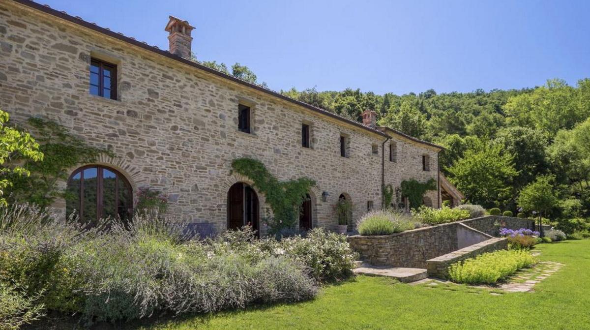 Beautiful house for sale near Cortona V5290ab