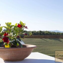Hotel with annex for sale near Lajatico Tuscany (61)