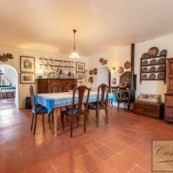Large Val d'Orcia Estate near Pienza 18