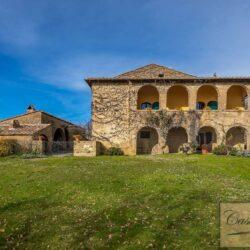Large Val d'Orcia Estate near Pienza 1