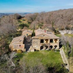 Large Val d'Orcia Estate near Pienza 2