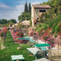 Restored Country House with Outbuildings + Pool 3