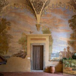 Large Historic Villa with Private Chapel near Cortona 15